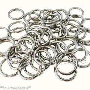 1 inch Purse net rings (25mm) x 100