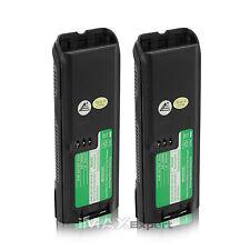 2 x 3800mAh NTN8293 NTN8294 RNN4006 Battery for MOTOROLA XTS3000 XTS3500 XTS5000