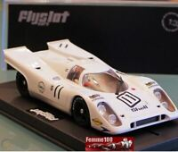 FLYSLOT 005103 PORSCHE 917K VIC ELFORD BRANDS HATCH 70 1/32 SLOT CAR RACING NEW
