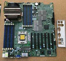 Supermicro X8DTH-IF Dual LGA1366 Server Motherboard w/ 1x Xeon E5650 2.66GHz CPU