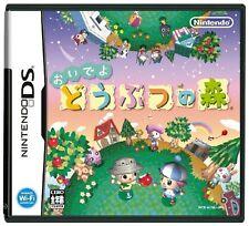 Used Nintendo DS Animal Crossing: Wild World Japan Import (Free Shipping)