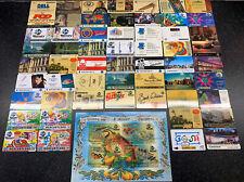 Mercurycard job lot collection 61 unique phone cards Inc RARE Christmas set