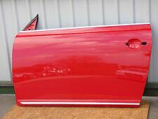 Original VW Beetle 5C 5C5 Tür Rote 2016 vorne links 5C5831311H mit Chromleiste