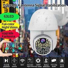 Security CCTV IR Camera Outdoor Garden WiFi 1080P HD Home Waterproof Wireless IP