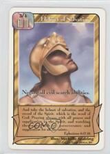 2003 Redemption - Collectible Card Game: Kings #NoN Helmet of Salvation 0b5