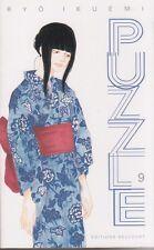 PUZZLE tome 9 Ryo Ikuemi manga en français shojo