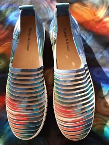 New Django & Juliette Halpo Dj Womens Shoes Casual Shoes Flat
