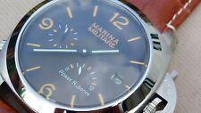 NUOVO Marina Militare automatico OMAGGIO Watch MM1114
