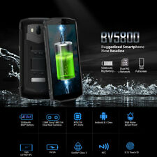 """5.5"""" Blackview Bv5800 5580mah 2 16GB Touch ID 4G smartphone IP68 Android 8.1"""