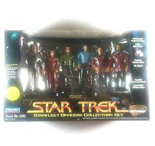 Star Trek Starfleet Officers Collector's Set Exclusive Figures New Bad Box 6190