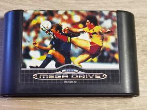 Ultimate Soccer Sega Megadrive Mega Drive