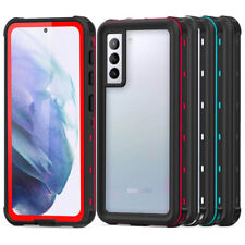 For Samsung Galaxy S21 / S21 Plus 5G Case Waterproof Shockproof Full Case Cover