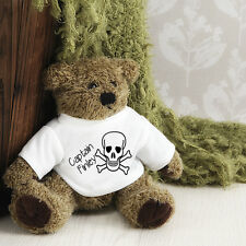 Personalised Teddy Bear -  Pirate