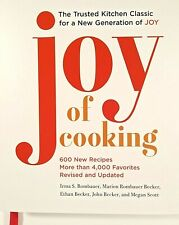Joy of Cooking : 2019 Edition Fully Revised and Updated by Marion Rombauer Becker, Megan Scott, Irma S. Rombauer, Ethan Becker and John Becker (2019, Hardcover)