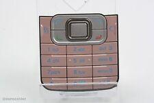 ORIGINALE Nokia 6120c 6120 Classic Tastiera Rosa tasti numerici Tappetino Numeric K.......