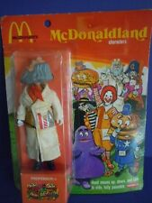 VINTAGE 1976 REMCO DOLL MCDONALD'S PROFESSOR DOLL MCDONALDLAND CHARACTERS HTF