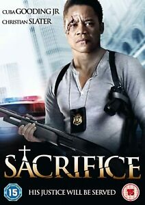 Sacrifice (DVD) (NEW AND SEALED) (REGION 2) (FREE POST)