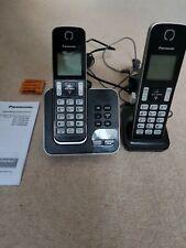 Panasonic digital cordless phone KX- TGD620E