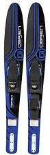 "New listing O'Brien Vortex Combo Water Skis w/ X7 Bindings - 2020 - 65.5"", Blue"