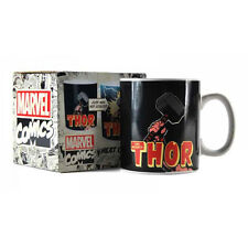 Marvel Comics Thor 400ml Heat Changing Mug (Boxed) NEW