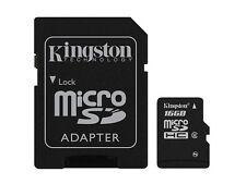 Intenso 16GB MicroSDHC Speicherkarte