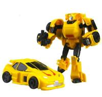 Bumblebee Robots Custom Collectible Age of Extinction Transformers Action Figure