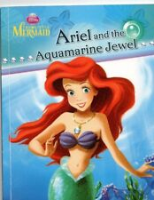 DISNEY PRINCESS - THE LITTLE MERMAID-ARIEL AND THE AQUAMARINE JEWEL BOOK