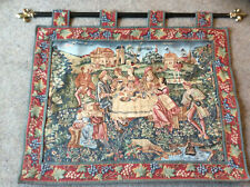 French Wall Tapestry  -  The Picnic  -  Quality Item