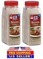 2 Pack McCormick Brown Gravy Mix (21 oz.) 2 Pack - BEST PRICE