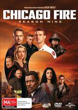 Chicago Fire Season 9 - DVD Region 4