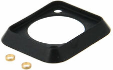 Neutrik SCDP-0 Black Rubber Sealing Gasket for D-Type chassis