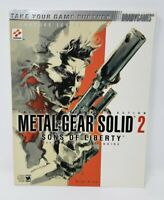 Metal Gear Solid 2: Sons of Liberty Official BradyGames Strategy Game Guide