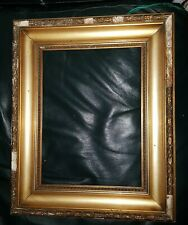 Antique 19th Century Gilded Gesso Picture Frame