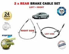 Für Toyota Avensis Sal Hatch Est 2003- > Neu 2X Hinten Links+Rechts Set