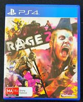 Rage 2 playstation 4 game Sony Console