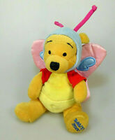 Winnie the Pooh Butterfly Pooh Schmetterling ca. 20 cm Bean Bag Disney Store