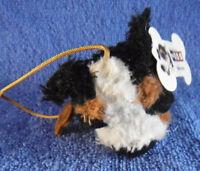 *1721c*  ''THE DOG''-  Welsh Corgi - Artlist Collection - plush - 8cm - tag