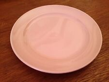 "Set 8 Taylor Smith & Taylor Vintage LuRay PINK 7.25"" Salad / Dessert PLATE mcm"