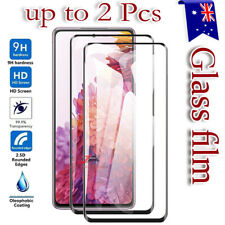 For Samsung Galaxy S20 FE S10 S8 S9 Plus Note 20 Tempered Glass Screen Protector
