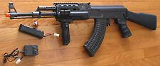 JG Metal Gearbox AK47 Tactical Electric Airsoft Gun  Shoot 350 FPS with 0.2G BB