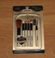 MAKEUP STATION Professional Beauty Brushes set/6pcs BNIB*