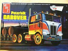 AMT Peterbilt 352 Pacemaker COE 1/25 Scale Plastic Model Truck Kit AMT759