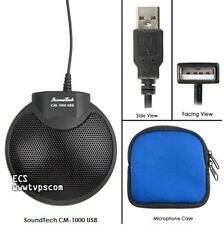 CM-1000 USB Omni-Directional Conference Microphone CM-1000-USB