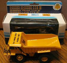 Caterpillar Cat 773B Dump Truck JOAL 2nd Annual HCEA Peoria Show 1987 HTF NEW