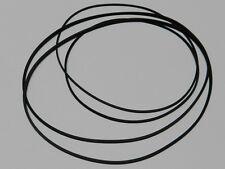 4 Rundriemen Grundig Tonband TK 30 Rubber drive beltkit