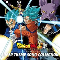 [CD] Dragon Ball Super Main Theme Song Collection NEW from Japan