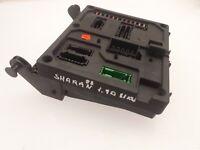 VW VOLKSWAGEN SHARAN 1997 ENGINE FUSE BOX BLOCK UNIT 7M0962258D 97VW14B205AB