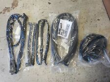 84-89 Corvette C4 Coupe Full Weatherstrip Kit BRAND NEW Weather Strip Seal