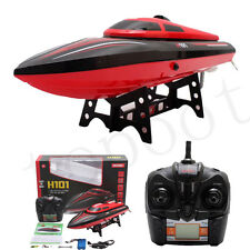 2.4G H101 Remote Control 180° Flip High Speed Electric Rc Racing Boat Toy Gifts