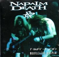 Napalm Death - Bootlegged In Japan - CD